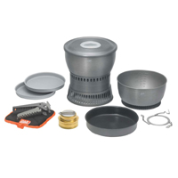ESBIT - Cookset with Alchool Burner 2,35L