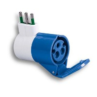 Pesci - Adapter Plug-socket 2P + T 16A