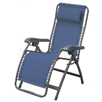 Ferrino - Deckchairs Comfort Blue
