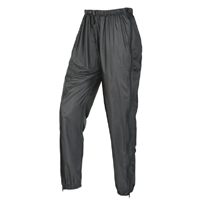 Ferrino - Zip Pants Black Motion