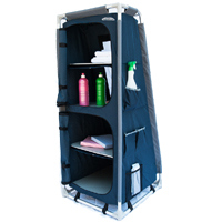 Ferrino - Aluminum cabinet