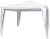 Scoprega - Gazebo 3x3 in Raffia-Polypropylene
