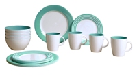 Gimex - Stripes dulcet 16 pcs Dinner Set