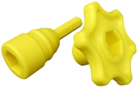 Kampa - Screw Fix Pe Drill Adaptor