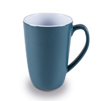 Kampa - Heritage Mug Blue 4 pcs