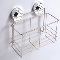 Kampa - Storage Basket Chrome