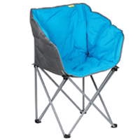 Kampa - Tub Chair Blue