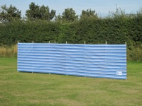 Kampa - Windbreak Blue 520x123