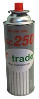 Pesci - Cartridge KGC 250 gr valve - 4 pieces