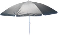Ki - Silver Beach umbrellas