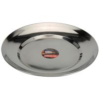 Ki - Stainless steel plate 21 cm
