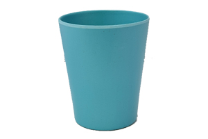 Ki - Bicchiere Bamboo 8x10 Blu