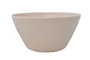 Ki - Ciotola Bamboo 14x7 Bianco