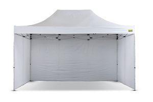 Bertoni - Laterale 4,5 mt Bianco Pvc 290 gr