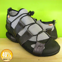 Lizard - Kross Wm Mocassino Grey Black