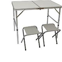 M&S - Aluminum Folding Picnic set
