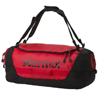 MARMOT - Long Hauler Duffle L Team Red Black
