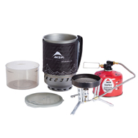MSR - WindBurner Duo Stove 1.8L Black