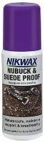 Nikwax - Impermeabilizzante Nabuck e Camoscio Spray 125ml