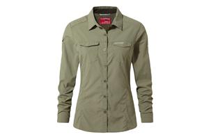 Craghoppers - Nosilife Adv Ls Shirt Soft Moss