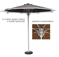 M&S - Automatic Beach umbrella 3m