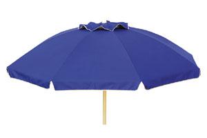 Rodeschini - Ombrellone 200/8 Poli Blu