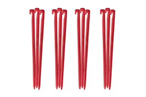 Ferrino - Pegs Superlight 12pz Red