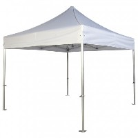 Pesci - Gazebo Fish Professional 3x3 White