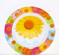 General trade - Piatto Frutta Daisy 20 cm