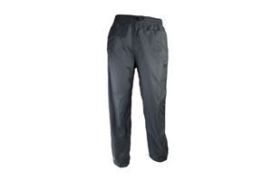 Highlander - Rainpants Stow and Go Charcoal