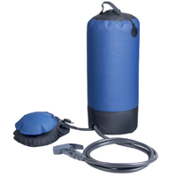 Reimo - Camping Shower with Foot Pump