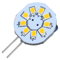Reimo - 9 Led 1.5W light bulb