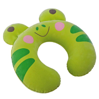 Rodeschini - Travel baby pillow Frog