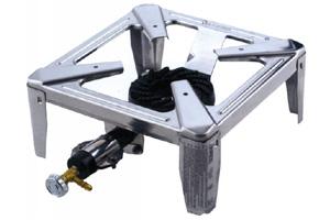 Rodeschini - Fornellone 30x30 Inox Minidrag