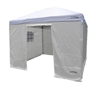 Scoprega - Pareti Gazebo Ultrarapido Ferro 3x3