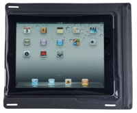 Seal Line - iSeries iPad Case Black