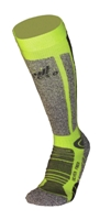 Tecso - Ski Wool Socks Lime