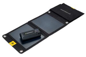 Powertraveller - Sport 25 Solar Kit