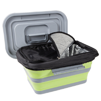 Summit - Cool Folding Box 18L Lime
