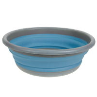 Summit - Folding Bowl Large Blue