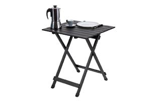 Reimo - Single Black Table 50x50x64
