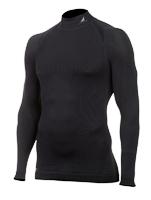 Tecso - Black Turtleneck Sweater Man