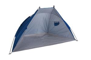 Ki - Tenda Spiaggia 218x115x115 cm Blu