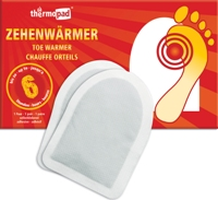 ThermoPad - Toe Warmer 2 Pieces