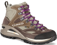 Transalpina Woman GTX Brown/Violet