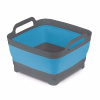 Kampa - Collapsibile Washing Bowl with Strining Plug