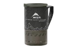MSR - WindBurner Personal Stove 1L Black